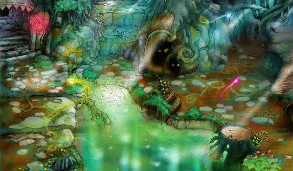 MediEvil – Enchanted Forest