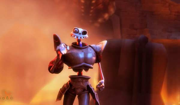 MediEvil – Comedy Corpses