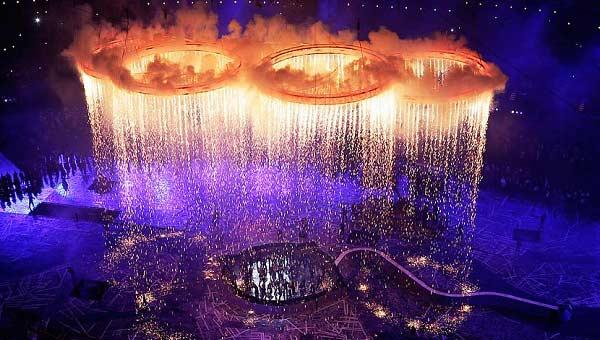China Olympics – High Times