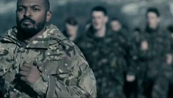I Am Soldier – Training Montage