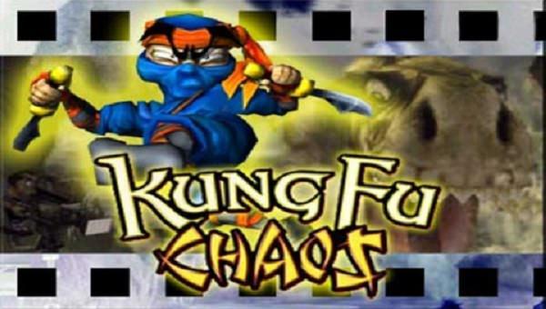 Kung Fu Chaos – Sci Fi Level