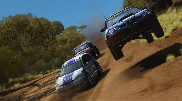 Sega Rally – Championship